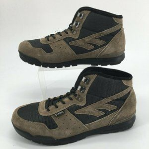 Hi-Tec Mens 12M Creston Lace Up Mid Hiking Boots B
